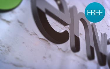 Brick Wall Logo Intro – FREE